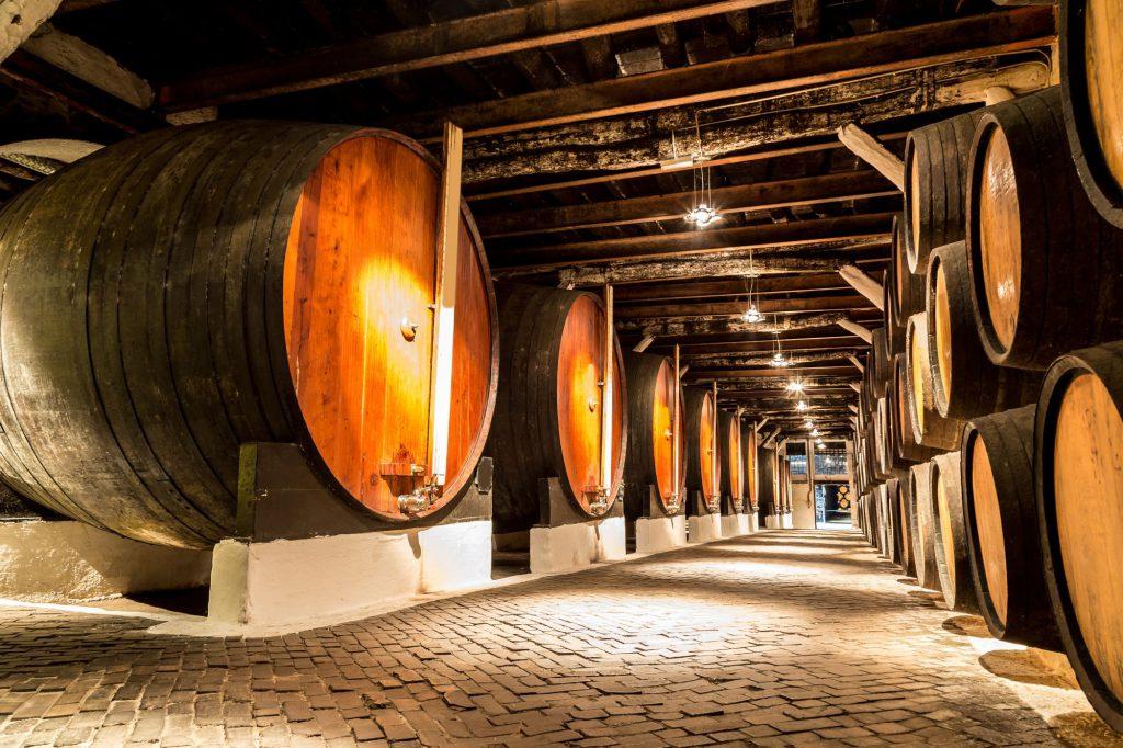伝統的なワイン